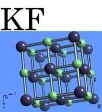 Potassium Fluoride Chemical