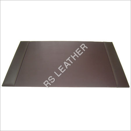 Econoline Bonded Leather Desk Pad
