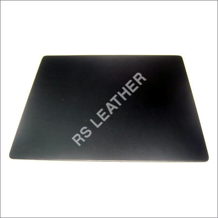 Black Leather 14x17 Conference Pad