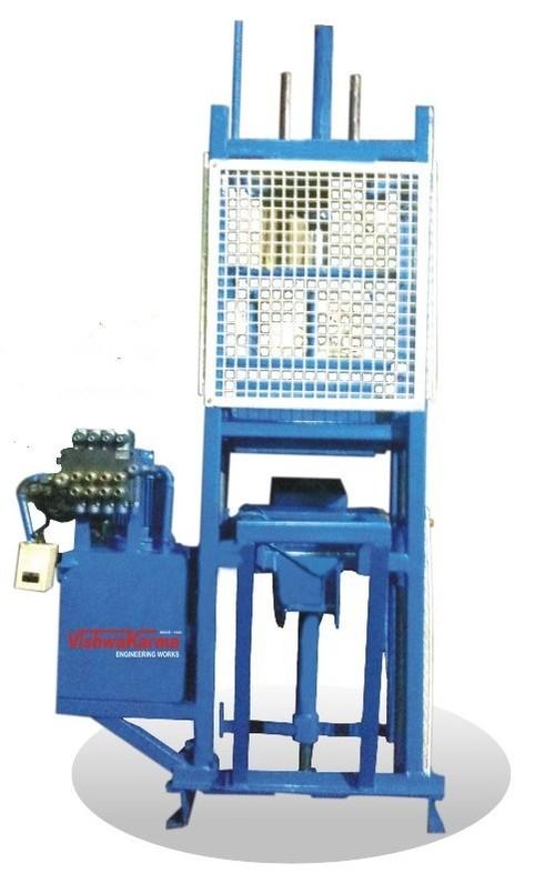 Vibro Manual Machine