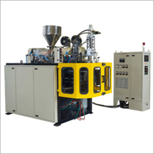 Small Extrusion Blow Moulding Machine