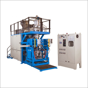 Single Layer Extrusion Blow Moulding Machine