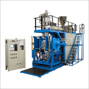 One Layer Blow Moulding Machine