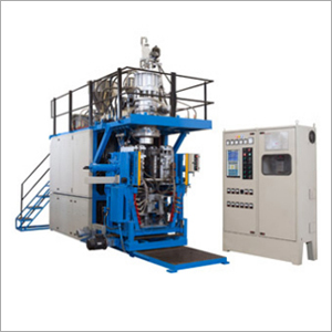 Double Layer Blow Moulding Machine