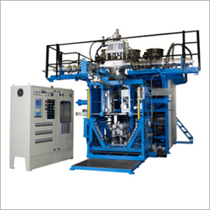 Three Layer Blow Moulding Machine