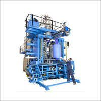 L Ring Blow Moulding Machine