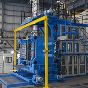 Water Tank Extrusion Blow Moulding Machine