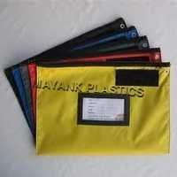 Multi Coloured Couriers Bags