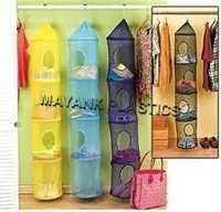 Multi Designed Zip Lock Hanger Bags