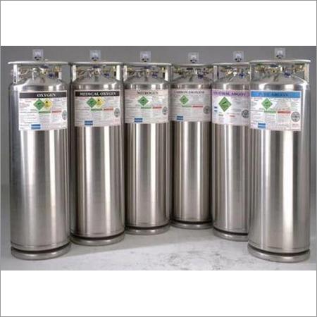 Portable Cryogenic Liquid Cylinders