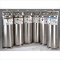 Portable Cryogenic Liquid Cylinders