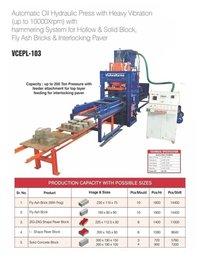 Vibro Hydraulic Press