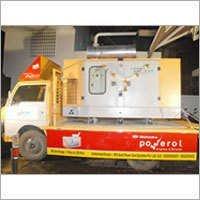 Portable Diesel Generator Rental
