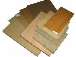 Rubberwood Grade MDF Particle Boards