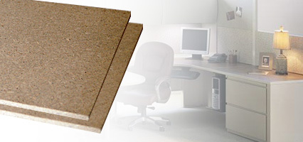 Prelaminated Prelam Particle Board