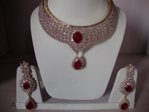 Ambika Exclusive Necklace Set