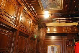 Interior Grade Wood Finishing