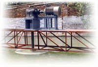 Aerators (Fixed Type Mechanical Surface area)