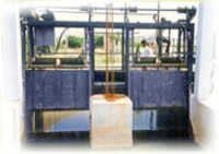 Mechanical operated Bar Screen