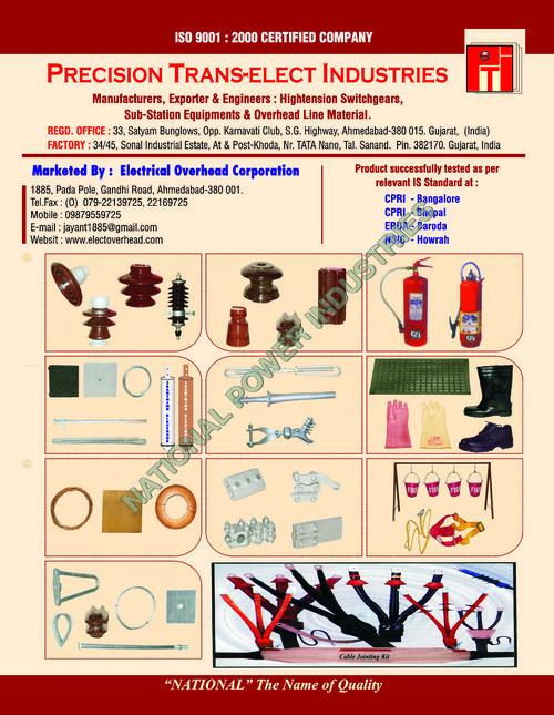 Overhead Line Materials