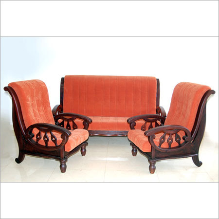 U003cu003c Previous Classic Wooden Sofa