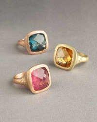 Semi Precious Stone Rings