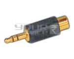 EP Stereo Male 3.5mm to RCA Female Adapter