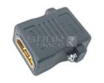HDMI 19 PIN Female to HDMI 19 PIN Female Adaptor with Screw Locking