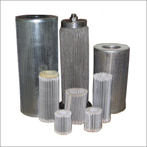 Gas Turbine Bag Filters