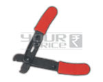 Wire Stripper & Cutter with Adjustable Gauze