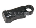 New ROTERY Co-Axial Cable Stripper (3 Blades) For RG-58 (3C2V), 59/62 (4C2V), RG-6 (5C2V)