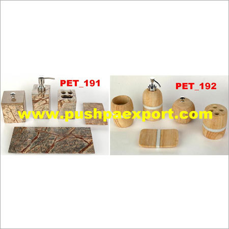Stone Bathroom Kit