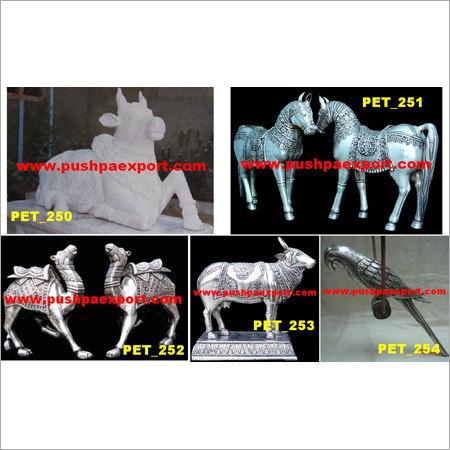 Silver Animal Figures