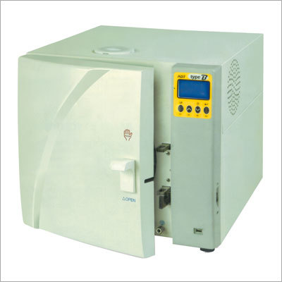 Hi-Speed Sterilizer Type B (Vacuum Type)