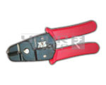 Coaxial Cable Cutter & Stripper (RG-58, 59, 6).
