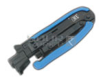 vProfessional Compression Tool (For RG-59, RG-6, RG-11) F Compression Connector.