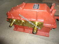 Crane Duty Gearbox For Hoists Application