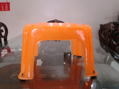 Hard Plastic Stool