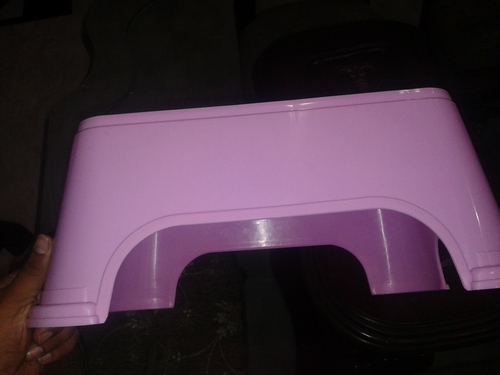 Coloured Plastic Stool