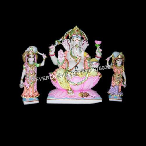 Ganpati Marble Statue