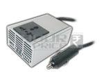 Car Inverter 180 Watts (Aluminum Body) In-Built USB & Cooling Fan
