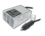 Car Inverter 230 Watts (Aluminum Body) In-Built USB & Cooling Fan