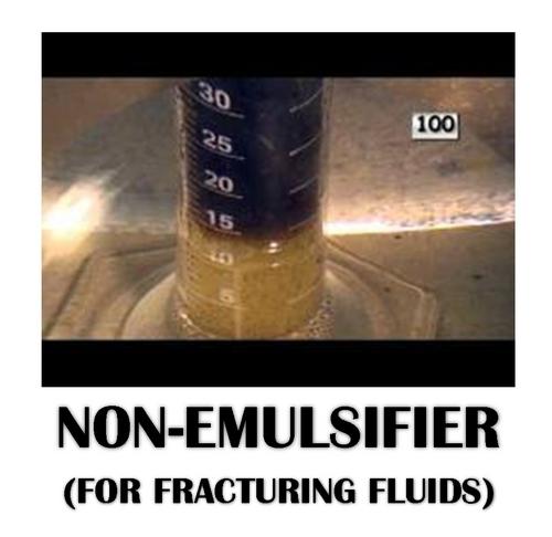 Fracturing Fluids Non-Emulsifier