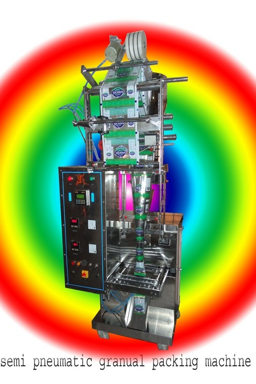 Granule Filling and Packing Machine