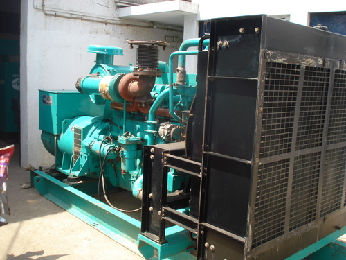Industrial Power Generators