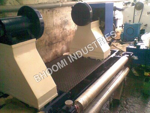 Decoiler Unit For Heavy Coil