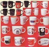 Mugs Brand Promotion