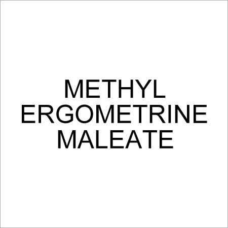 Methylergometrine Maleate