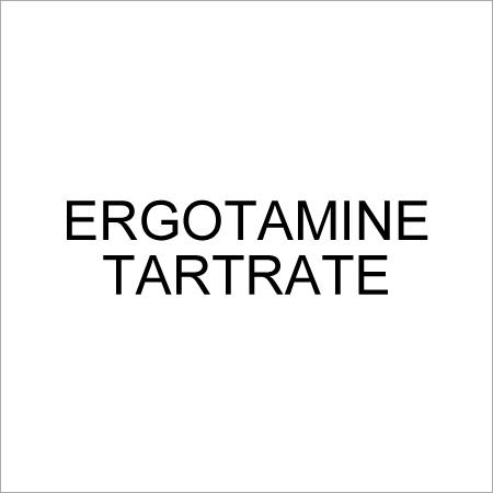 Ergotamine Tartrate