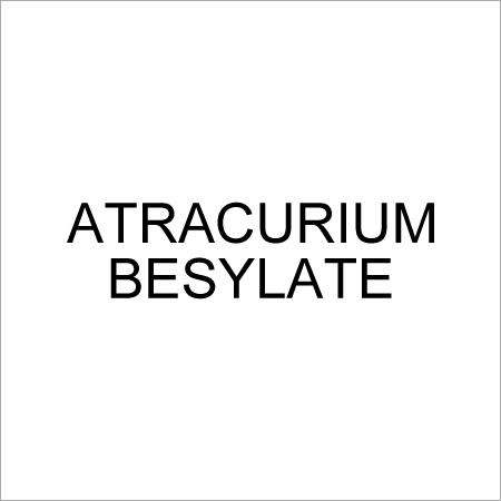 Atracurium Besylate